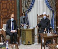 شيخ الأزهر: مستعدون للتعاون مع الفرنسيين وتقديم منصة خاصة للتعريف بالإسلام