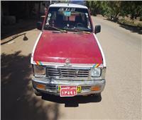 مرور الأقصر يضبط سيارة مبلغ بسرقتها في محافظة الشرقية
