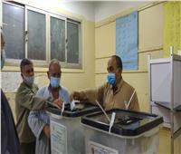 تزايد في إقبال الناخبين علي لجان الإقتراع  بمحافظة المنوفية