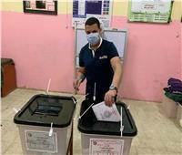 زحام بلجان كفر الشيخ في الدقائق الأخيرة لانتخابات النواب