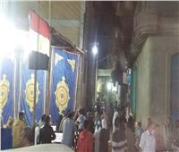 استمرار توافد المواطنين على لجان «طنط الجزيرة» بطوخ