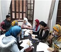 عمليات «مستقبل وطن» بطنطا ترصد إقبال المواطنين على لجان التصويت
