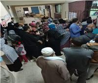 مؤشرات أولية غير رسمية| تجاوز نسبة التصويت 30% بلجان كفر الشيخ