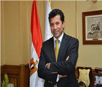 وزير الرياضة يفجر مفاجأة بشأن ملعب نهائي دوري الأبطال