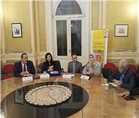 مناقشة قصة «الدائرة الحائرة» بمكتبة القاهرة الكبرى