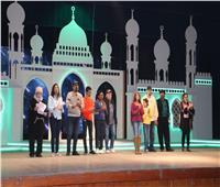 «الليلة المحمدية» في البروفة استعدادًا للعرض.. الأربعاء | صور