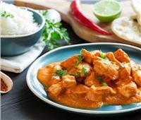 طبق اليوم| طريقة عمل «دجاج بتر تشيكن الهندي»