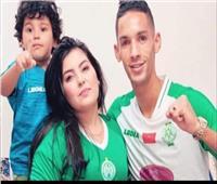 صحيفة مغربية: إصابة زوجة لاعب الأهلي الجديد بفيروس كورونا