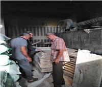 تموين المنوفية: تحرير 839 محضر تمويني بنطاق المحافظة