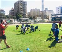 أسوان يواصل معسكرالأستعداد المغلق بالقاهرة  ويؤجل الأنتقال للأسكندرية