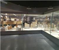 «المرشدين السياحين» في جولة داخل متحف شرم الشيخ