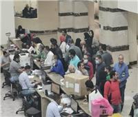 سحب 13 ألف كراسة شروط وحدات الإسكان الاجتماعي والمتوسط خلال ساعة| صور