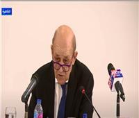 وزير الخارجية الفرنسي: نحترم الإسلام.. وتركيا حاولت تنظيم حملة مغلوطة ضدنا