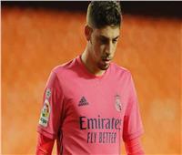 «فالفيردي» يزيد جراح ريال مدريد