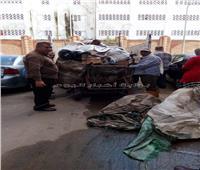 حملة مكبرة لمطاردة «نباشين القمامة» بالأسكندرية