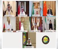 مجلس التعاون الخليجي والصين يؤكدان أهمية التنسيق لمواجهة تحديات الأمن