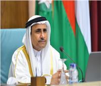 رئيس البرلمان العربي يدين إطلاق الحوثيين طائرة مفخخة تجاه السعودية