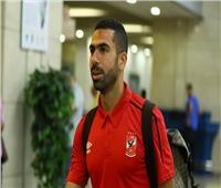 أحمد فتحي: لم يتواصل معي أحد من المنتخب