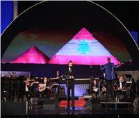 قطار مهرجان الموسيقي العربية الـ 29 يصل المحطة قبل الأخيرة | صور