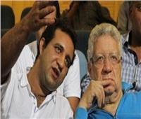 بعد مؤشرات خسارته.. أحمد مرتضى منصور يوجه رسالة مؤثرة لوالده