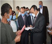محافظ المنيا يكلف بمتابعة استقبال طلبات التصالح بمخالفات البناء