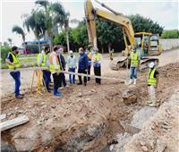 1.460 مليار جنيه استثمارات لمشروعات مياه الشرب والصرف الصحي بالإسكندرية