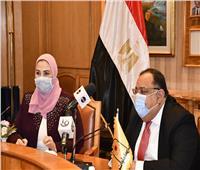بروتوكول بين «التضامن» وجامعة حلوان لتطوير العشوائيات