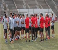 «موسيماني» يحاضر لاعبي الأهلي