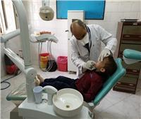 """ضمن مبادرة """"حياة كريمة""""..توقيع الكشف الطبي على 1268مريضاً بالفيوم"""
