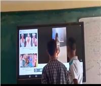 في مدارس نجع حمادي .. بعد «رقصة لورديانا» طالب يعتدي على مدرس بسبب سيجارة