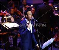 بعد قليل.. صابر الرباعي يختتم فعاليات مهرجان الموسيقى العربية