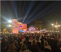مسرح النافورة يتزين لاستقبال صابر الرباعي بمهرجان الموسيقى العربية