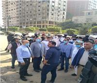 نائب محافظ القاهرة: نقل سوق النزهة لتوسعة الطريق