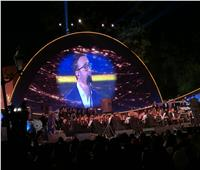 صابر الرباعي يفتتح حفل ختام مهرجان الموسيقى العربية بـ«يا أغلى»