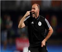 بلماضي : لاعبو الجزائر مصممون على تحطيم رقم منتخب مصر