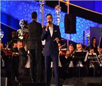 صابر الرباعي يشيد بجهود وزيرة الثقافة في مهرجان «الموسيقى العربية»