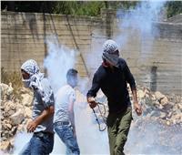 قوات الاحتلال تقمع مسيرة طلابية في ذكرى وفاة ياسر عرفات