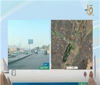 فيديو| سيولة مرورية بكوبري الأزهر ونفق صلاح سالم