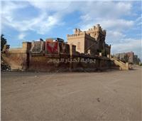 بالصور| محطة الملك فؤاد الأثرية.. «منشر» لسجاد أهالي كفر الشيخ