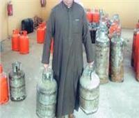 تجديد حبس المتهمين بسرقة أسطوانات الغاز وعدادات المياه بالمرج