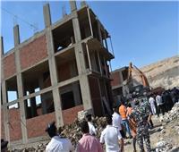 إزالة المباني المقامة على مخرَّات السيول بمنطقة «الزرايب» في 15 مايو