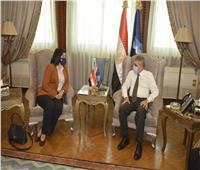 رئيس هيئة قناة السويس يبحث تعزيز التعاون المشترك مع نائب وزير السياحة