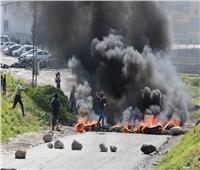 مواجهات بين فلسطينيين والاحتلال بـ«الخليل والبيرة» في ذكرى ياسر عرفات