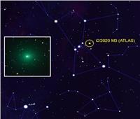 اقتراب المذنب «أطلس» من الكرة الأرضية.. 14 نوفمبر