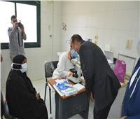 قافلة طبية لمدينة أسوان الجديدة بالتعاون مع وزارة الشباب والرياضة