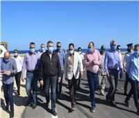 محافظ البحر الأحمر: مكافأة شهر للعاملين بمستشفى القصير