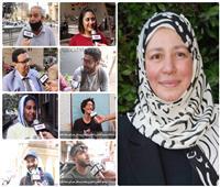 فيديو | بعد شائعة مرضها.. رسائل الشارع المصري لـ«عبلة كامل»