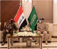 رئيس هيئة الأركان السعودي يلتقي نظيره العراقي لتعزيز التعاون العسكري