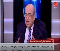 الفقي: بايدن قد يختار حلا للقضية الفلسطينية