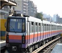 مترو الأنفاق: تسيير قطار كل 3 دقائق.. و20 نقطة إسعاف بالأرصفة
